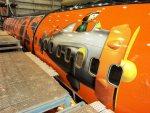 5853429240 0d843ed8dc b - IMAGENS: Boeing 737-800 com pintura especial de 10 anos da companhia aérea GOL