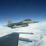Mais uma interceptação de bombardeiros russos feita por caças holandeses