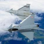 EADS é investigada pela venda do Eurofighter na Áustria