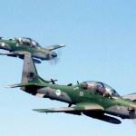 OPERAÇÃO ÁGATA II – FAB mobiliza VANT e caças para defender fronteira sul