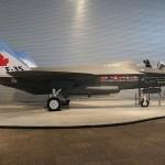 Caças F-35 canadenses ficarão sem comunicação durante voos sobre o Ártico