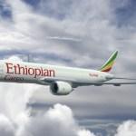 Ethiopian Airlines adquire quatro aeronaves de carga Boeing 777F