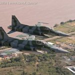 TAP Manutenção e Engenharia Brasil é certificada para fazer manutenção nos caças F-5 da FAB