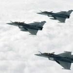 França próxima de fechar acordo de caças Rafale com os Emirados Árabes Unidos