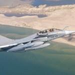 França em negociação final para vender jatos Rafale aos Emirados