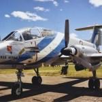 Força Aérea da Argentina vai modernizar suas aeronaves Pucará com novos motores turboélices PT6