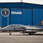 F-X2: Saab apresenta novo gerente no Brasil