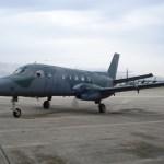 IMAGENS: Bandeirante modernizado chega ao Esquadrão Pioneiro (3º ETA), no Galeão