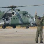 Seis helicópteros Mi-35M adicionais devem vir para FAB