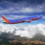 Southwest encomenda 150 aeronaves Boeing 737 MAX