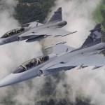 Suécia dá mais um impulso no programa Gripen NG