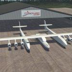 Stratolaunch inicia construção da fábrica em Mojave