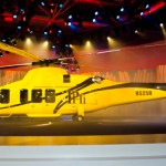 "IMAGENS: Bell Helicopter apresenta seu novo helicóptero ""super médio"" 525 Relentless"