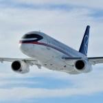 Sukhoi Superjet 100 recebe a certificação da EASA