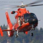 Frota de helicópteros H-65 Dolphin da Guarda Costeira dos EUA atinge a marca de 1,25 milhão de horas de voo