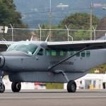 Acidente com aeronave Grand Caravan do Exército da Colômbia