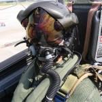 Lockheed coloca um caça F-35 exclusivo para testes adicionais dos novos capacetes com displays