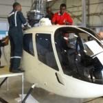 Força Aérea da Nigéria recebe os dois primeiros helicópteros Robinson R66