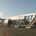 Boeing 787 Dreamliner da ANA realiza pouso de emergência no Japão