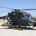 HAL vai demonstrar em voo seu novo helicóptero avançado leve Rudra na Aero India 2013
