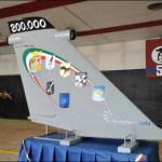 200.000 horas de voo da frota AM-X da Força Aérea Italiana