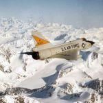 CAÇAS CENTURY: Convair F-106 Delta Dart