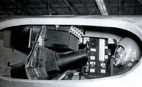 XF 103 5 600x368 - CAÇAS CENTURY( Os Esquecidos): Republic XF-103 Thunderwarrior