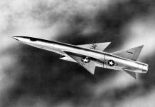 XF 103 in flight - ESPECIAIS