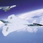 CAÇAS CENTURY (Os Esquecidos): North American XF-108 Rapier