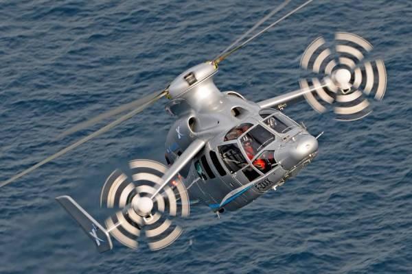 exph 0726 10 600x400 - IMAGENS: Helicóptero híbrido X3 da Eurocopter atinge 472 km por hora