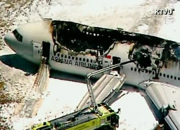 boeing1 600x435 - Acidente com Boeing 777 em San Francisco, EUA