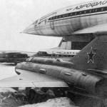 """AERONAVES (QUASE) FAMOSAS: MiG-21I """"Analog"""""""