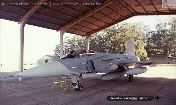 JAS 39A GRipen SAF 176 BACO 06ABR2000_Leandro Casella  digitalizar0012copia