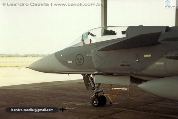 JAS 39A Gripen SAF 174 BACO 06ABR2000_Leandro Casella digitalizar0005copia