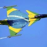 Gripens brasileiros serão monitorados pela NSA