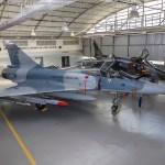 IMAGENS: MUSAL recebe aeronaves Mirage 2000C e SEPECAT Jaguar