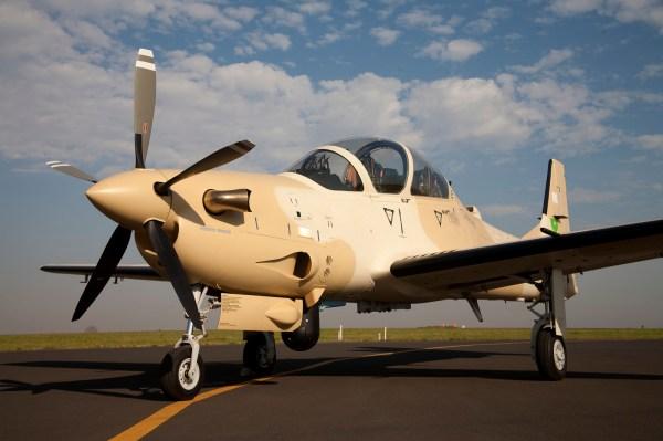 A-29_Super_Tucano Afghan Air Force