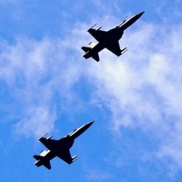 caças F-5