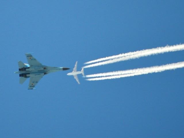 Sem título - ESPECIAL CAVOK 10 ANOS - Aviões civis abatidos