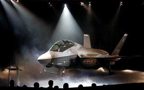 F-35 biplace?