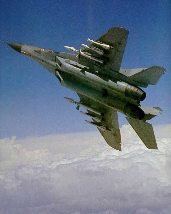 MiG-29f