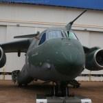 BRASIL: Achou o cargueiro da EMBRAER pequeno?