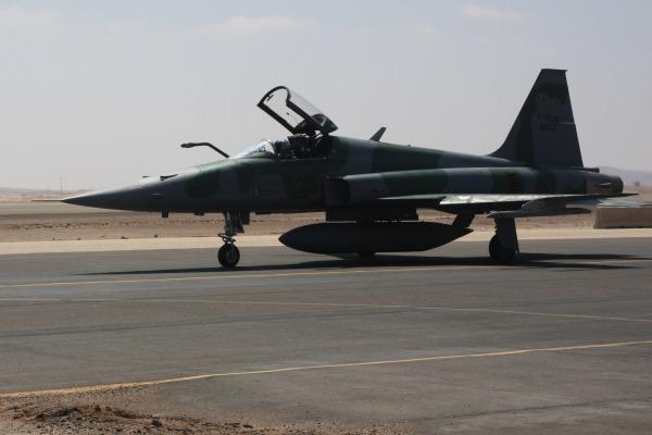 F-5M da FAB