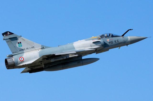 Dassault Mirage 2000 1