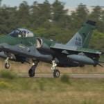 Esquadrão Adelphi celebra 40 mil horas de voo em aeronaves A-1