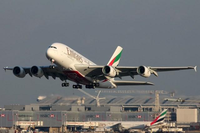 A-380 Emirates