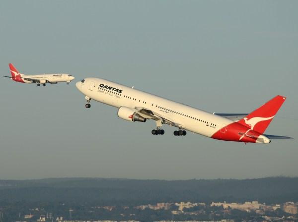 Qantas Airways Boeing 767-300 (Imagem: Avioners.net)