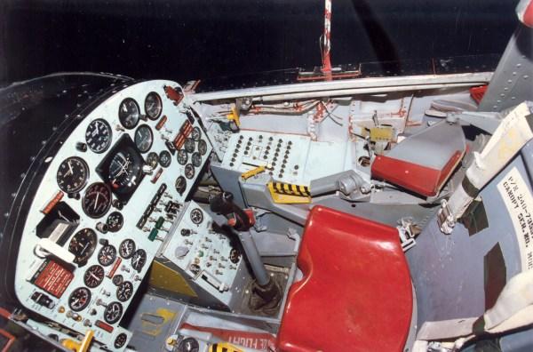X-15 Cockpit