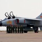 Acidente com caça-bombardeiro Xian JH-7A deixa dois mortos na China!