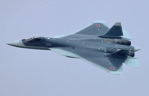 Su-50 PAK FA